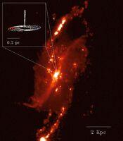 Black Hole at NGC4258 Center
