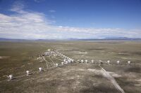 Very Large Array 03, 2009