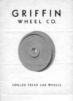 List and description of wheel patterns for steam railroads and electric railways and all kinds of cars and machinery operating on rails