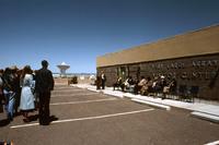 VLA Visitor Center Dedication