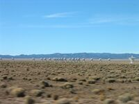 Distant Very Large Array, 13 November 2005