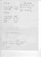 Part A curve length line drawing