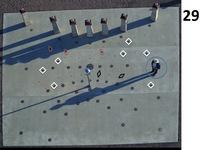 Drone View of Bracewell Sundial
