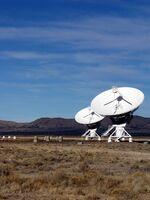 Very Large Array Antennas 01