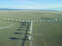 Very Large Array South