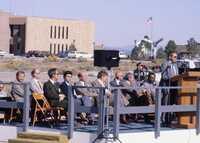 Dedication of the VLA