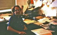 Ken Kellermann, July 1977