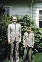 Karl and David Jansky, 1944