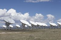 Very Large Array 05, 2009