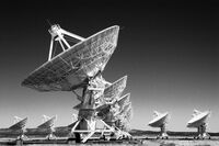 Very Large Array, March 2007