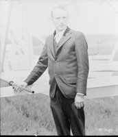 Karl G. Jansky, 1933