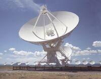 Very Large Array Antennas, 18 July 2004