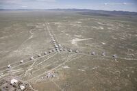Very Large Array 04, 2009