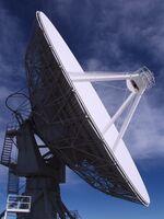 Very Large Array Antenna 01, 20 December 2003