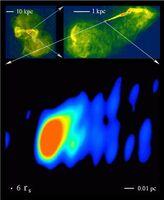 M87 Jet Formation Region