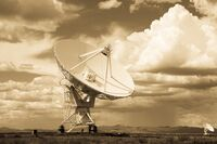 Very Large Array Dishes