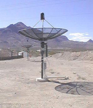 Amateur Radio Telescopes