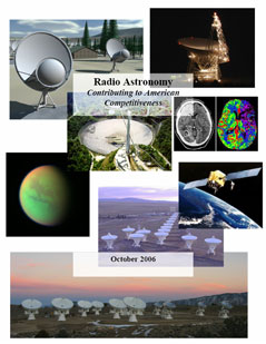 Radio Astronomy Contributions to Technology and National Competitiveness