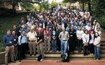 Figure 1: North American ALMA Science Center Workshop participants