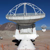 ALMA Detects Sub-millimeter Fringes