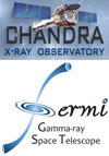 Joint Observing Opportunities with Fermi and Chandra Satellites