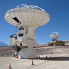 A Third ALMA Antenna Joins the Growing Array