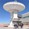 U.S. Committee on Radio Frequencies Visits ALMA