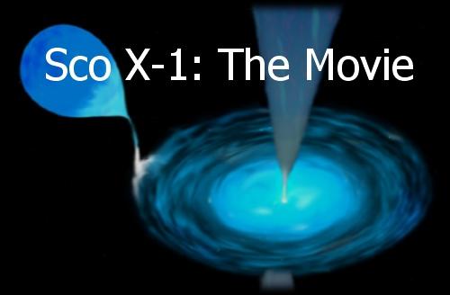 Sco X-1: The Movie