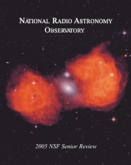 NRAO Senior Review Cover